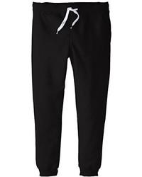 Pantalón de chándal negro de Southpole