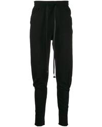 Pantalón de chándal negro de The Viridi-anne