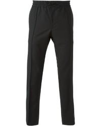 Pantalón de chándal negro de Valentino