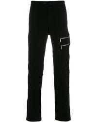 Pantalón de chándal negro de Versace