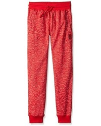 Pantalón de chándal rojo de Southpole