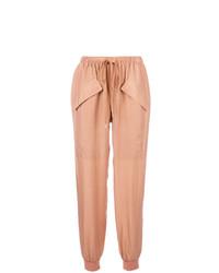 Pantalón de pinzas marrón claro de See by Chloe