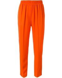 Pantalón de pinzas naranja de 3.1 Phillip Lim