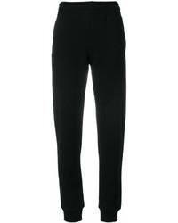 Pantalón de Pinzas Negro de Moschino