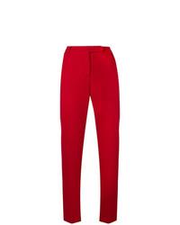 Pantalón de Pinzas Rojo de Styland