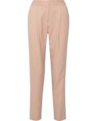 Pantalon de pinzas rosado original 10582559