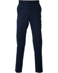 Pantalón de vestir azul marino de Etro