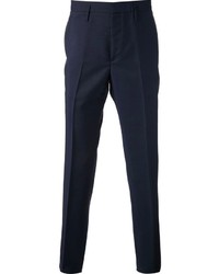 Pantalón de vestir azul marino de Jil Sander