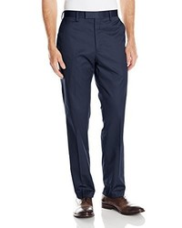 Pantalón de Vestir Azul Marino de Louis Raphael