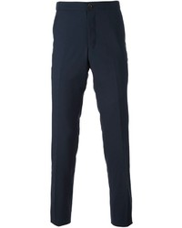 Pantalón de vestir azul marino de Thom Browne