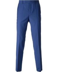 Pantalón de vestir azul