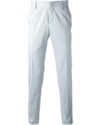 Pantalón de vestir celeste de Frankie Morello