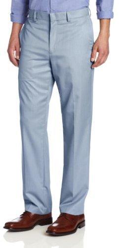 Pantalón de vestir celeste de Geoffrey Beene