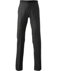 Pantalón de Vestir de Lana Gris Oscuro de Neil Barrett