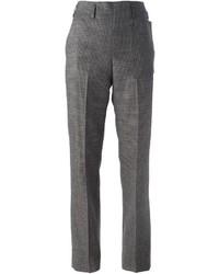 Pantalón de vestir de lana gris de Golden Goose Deluxe Brand