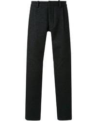 Pantalón de Vestir de Lana Negro