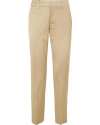 Pantalón de vestir dorado