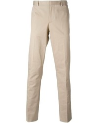 Pantalón de vestir en beige de Paul Smith