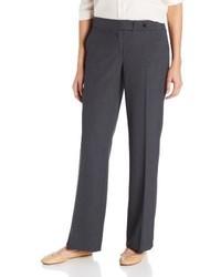 Pantalón de vestir en gris oscuro de Calvin Klein