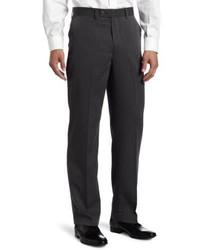 Pantalón de vestir en gris oscuro de Louis Raphael