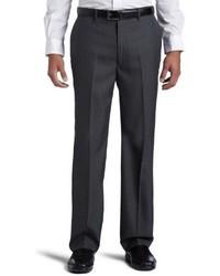 Pantalón de vestir en gris oscuro de Perry Ellis
