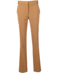Pantalón de vestir en tabaco de Stella McCartney