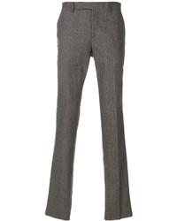 Pantalón de Vestir Gris Oscuro de Maison Margiela