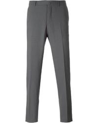 Pantalón de vestir gris de Ermenegildo Zegna