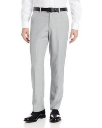 Pantalón de vestir gris de Haggar