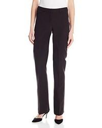 Pantalón de vestir negro de Adrianna Papell