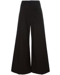 Pantalón de vestir negro de Isabel Marant