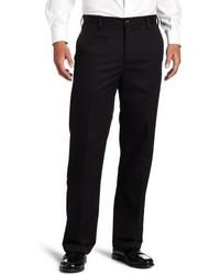 Pantalón de Vestir Negro de Izod