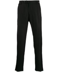 Pantalón de vestir negro de Tagliatore