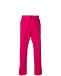 Pantalón de vestir rosa de Gucci