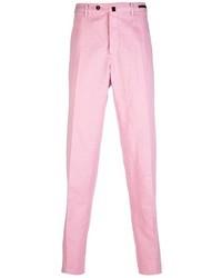 Pantalón de vestir rosado de Pt01