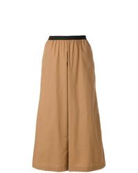 Pantalones anchos marrón claro de Antonio Marras