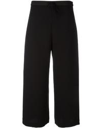 Pantalones anchos negros de Alexander Wang
