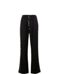 Pantalones anchos negros de Peter Pilotto