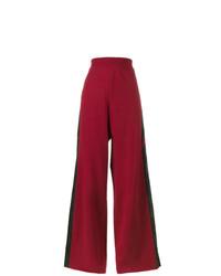Pantalones anchos rojos de Golden Goose Deluxe Brand