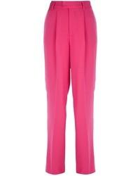 Pantalones anchos rosa de DSquared