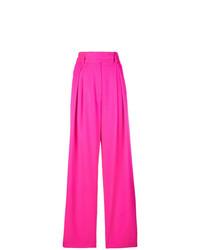 Pantalones anchos rosa de Styland