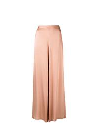 Pantalones anchos rosados de A.L.C.