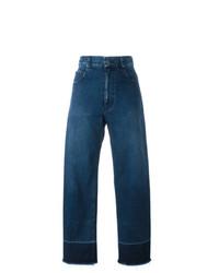 Pantalones anchos vaqueros azules de Rachel Comey