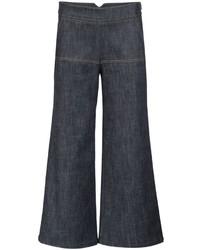Pantalones azul marino de Derek Lam