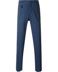 Pantalones azul marino de Incotex