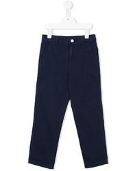 Pantalones azul marino de Stella McCartney