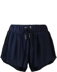 Pantalones cortos azul marino de adidas