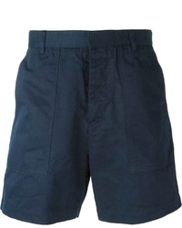 Pantalones cortos azul marino de Marni