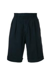 Pantalones cortos azul marino de Officine Generale