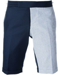 Pantalones cortos azul marino de Thom Browne